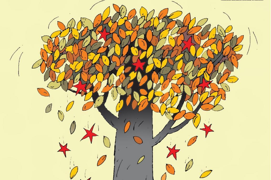 Listopad 1989 v Plzni aneb Na podzim padá listí a komunisti